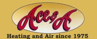 Website for Ace & a Heating & Air Conditioning of Gwinnett