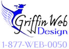 Website for Griffin Web Design, LLC