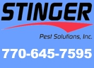Website for Stinger Pest Solutions, Inc.