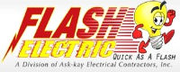 Website for Ask-Kay/ Flash Electric