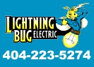 Website for Lightning Bug Electric