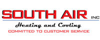Website for South Air, Inc.