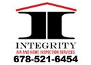 Website for Integrity Air & Home Inspection Services
