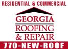 Website for Georgia Roofing & Repair, Inc.
