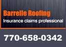 Website for Barrelle Roofing