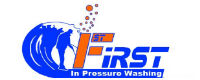 Website for First In Pressure Washing, Inc.