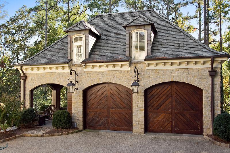 Featured home designer 39 s dream in vinings for Garage builders atlanta