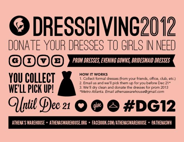 DressGiving 2012