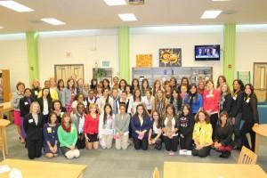 Career Day at Cross Keys High School