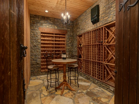 Buckhead French Manor Home with Picture Perfect Wine Cellar Previously Listed  Atlanta Fine