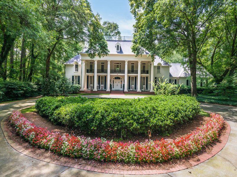 Homes on the Chattahoochee River Archives - Atlanta Fine Homes ...