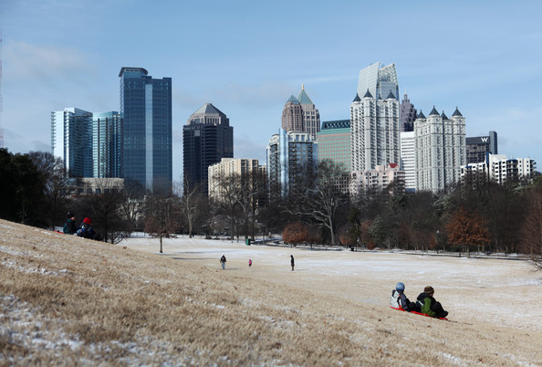 Atlanta Winter