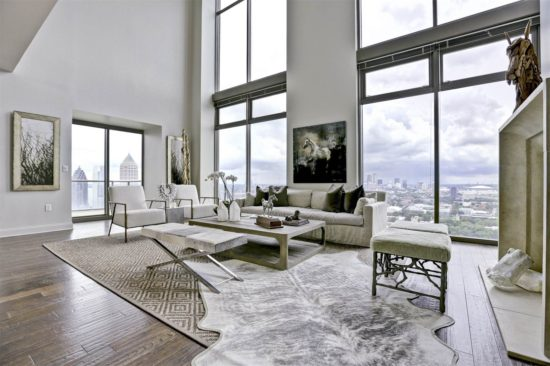 Midtown Atlanta Penthouse For Sale