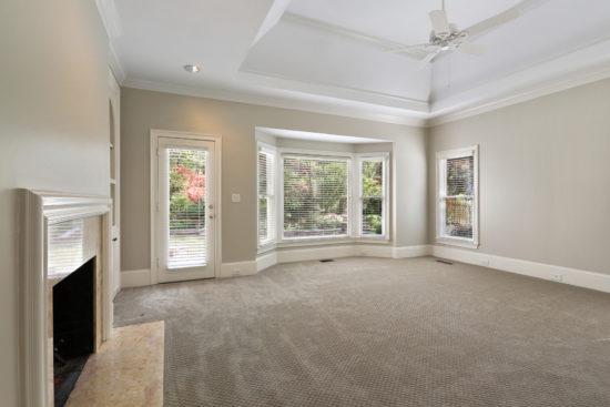 Master Bedroom Sandy Springs