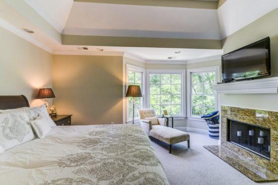 Master Bedroom Garden Hills