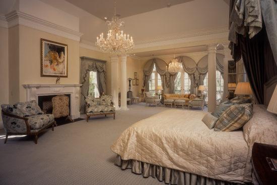 Master Bedroom Tuxedo Park