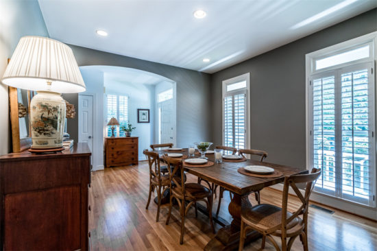Dining Room Brookhaven
