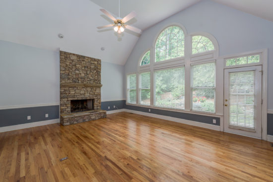 Family Room Vinings Estates