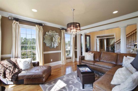 Living Room Peachtree City