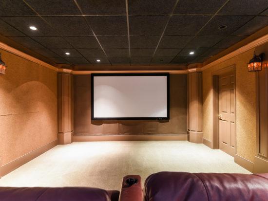 Media Room Alpharetta