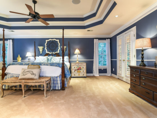 Master Bedroom Alpharetta