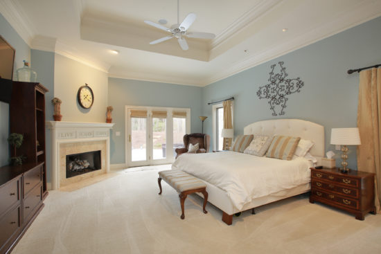 Master Bedroom Country Club of the South