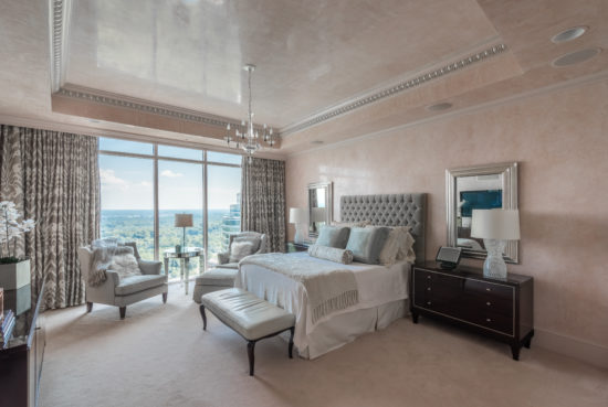 Master Bedroom Penthouse