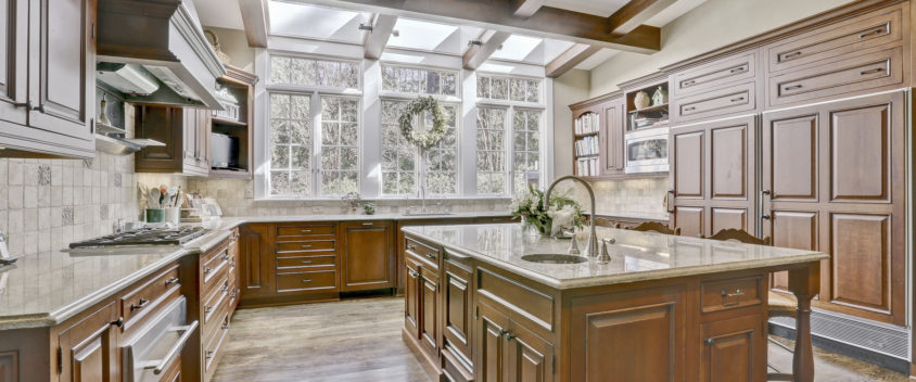 Acres of Privacy in Elegant Buckhead Estate with Pool House