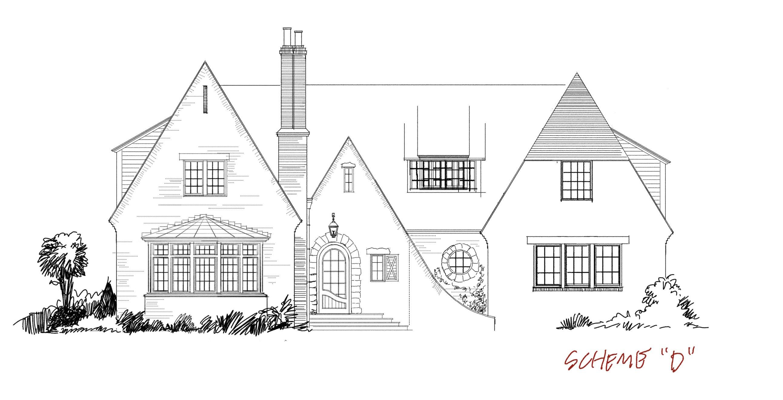 Custom European-Style Chalet in Smyrna - Atlanta Fine Homes ...