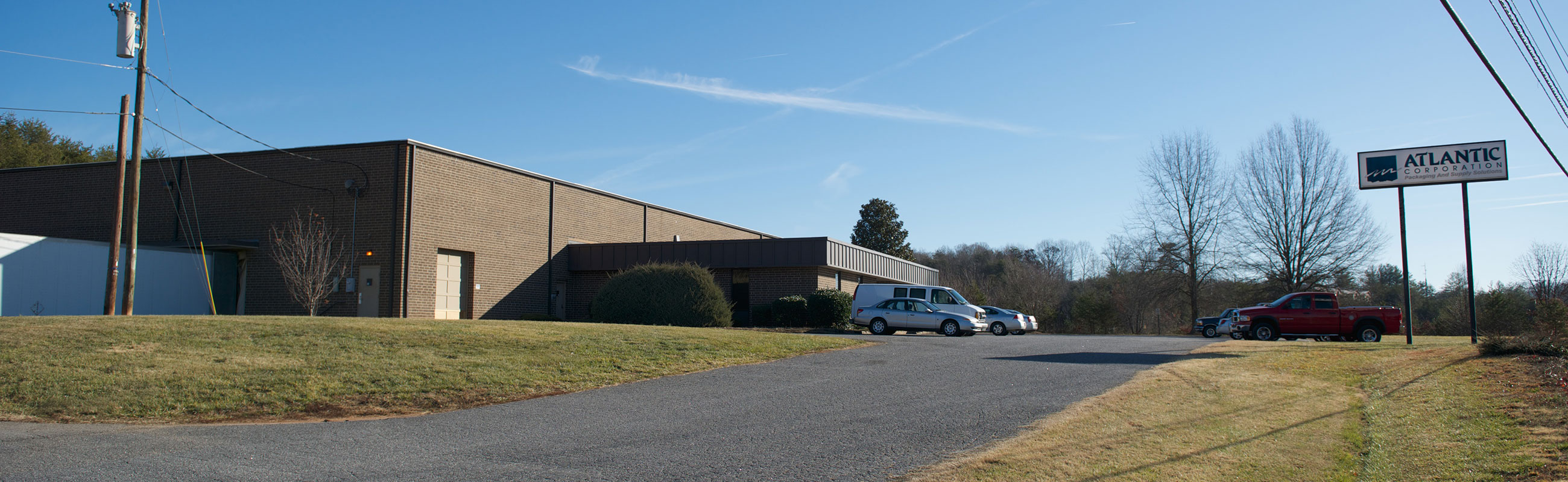 Hickory atlantic branch exterior