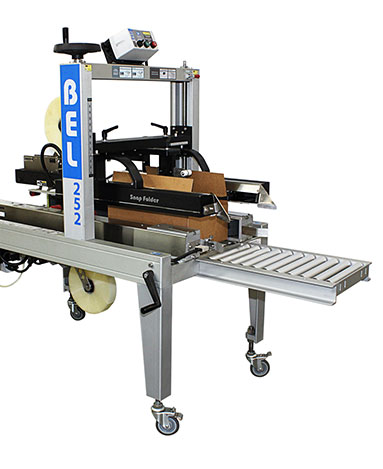 Belcore 252 case sealer packaging equipment