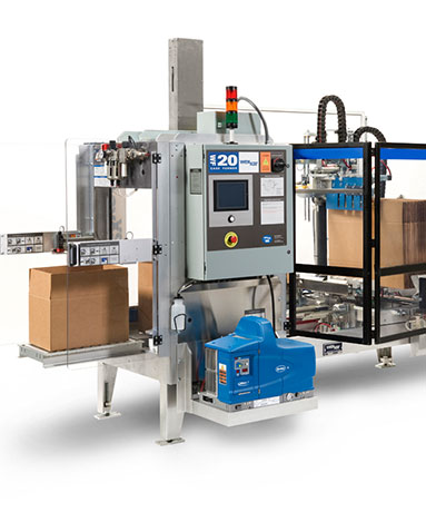 Wexxar case erector packaging equipment