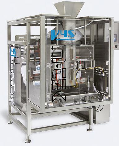 Mtek vertical from fill seal packaging equipment