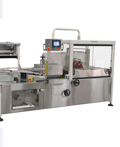 Texwrap shrink equipment continuous side sealer