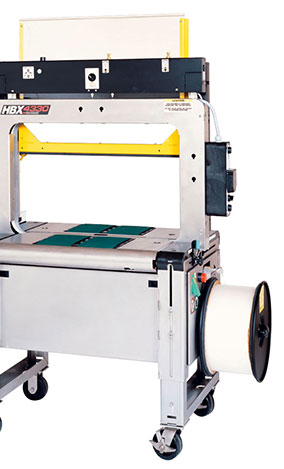 Hbx 4330 strapping machine packaging equipment