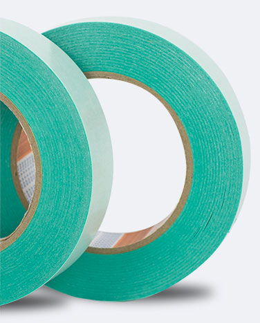Repulpable splicing tapes