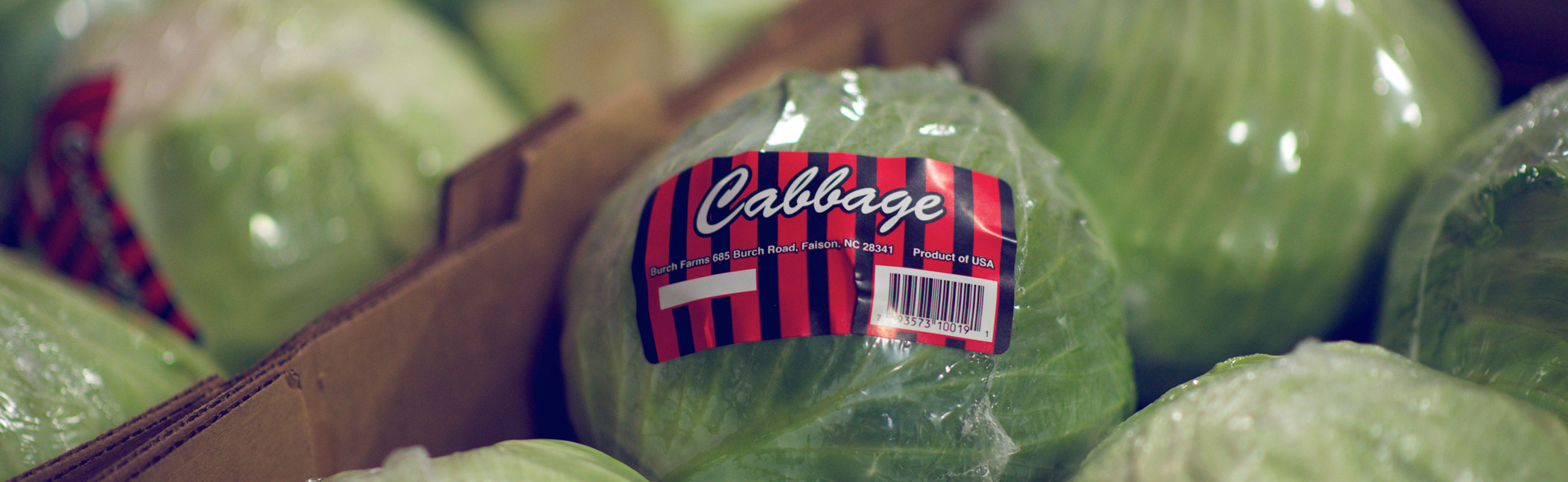 Produce labels farming industry packaging