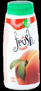 Frush peach shrink sleeve