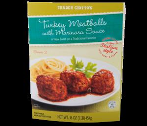 Meatball carton trader joes
