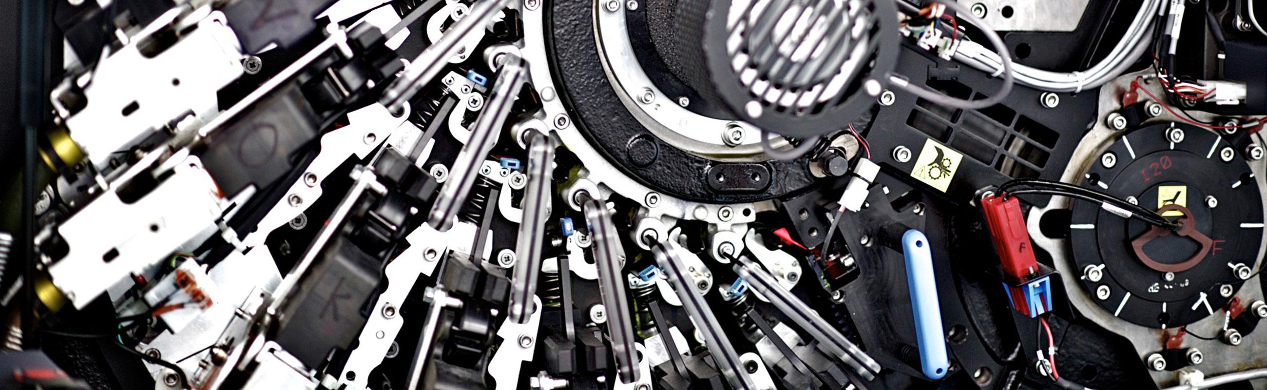 Hp digital label printing press