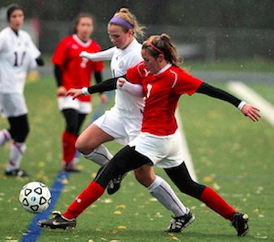 photo of girls high school soccer № 14129