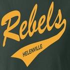 Medium extra large helenville rebels