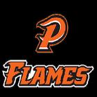 Medium plymouth flames