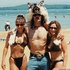 Medium ladies wolf man