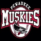 Medium pewaukee muskies