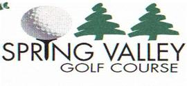 Large sv golf course
