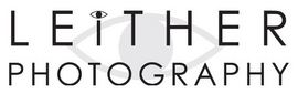 Large leither photography logo