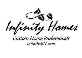 Large infinity homes logo 2