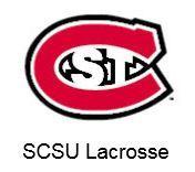 Large scsu lacrosse logo