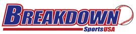 Large logo baseball